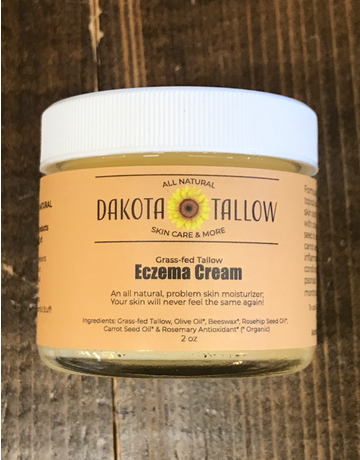 Dakota Tallow Eczema Cream