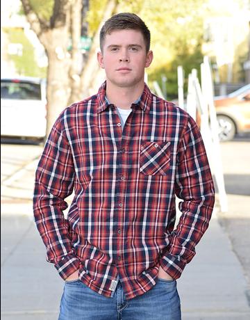 Tylerton Long Sleeve Flannel