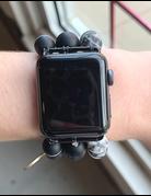 OMI Apple Watch Band - Black Multi