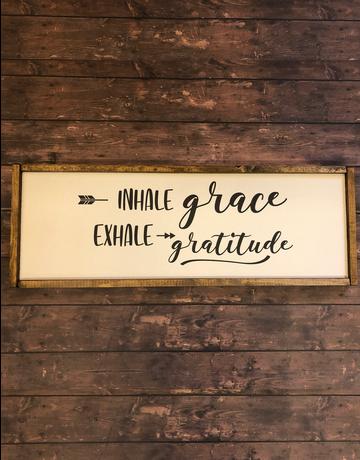 Exhale Gratitude