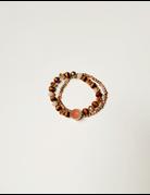 2-Row Druzy Bracelet