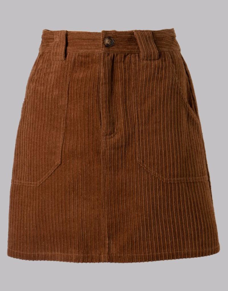 Classic Corduroy Skirt