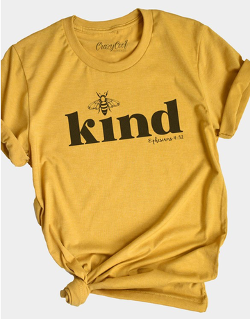 Bee Kind! Graphic Tee