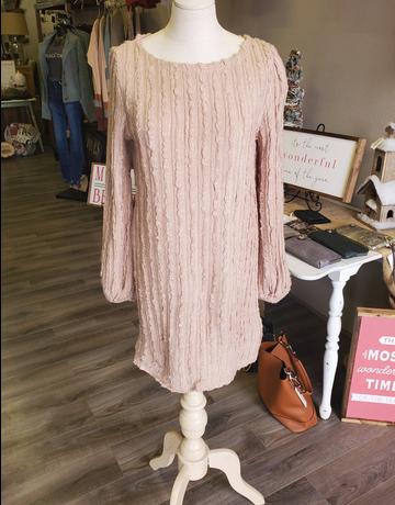 Like a Dream Knit Dress