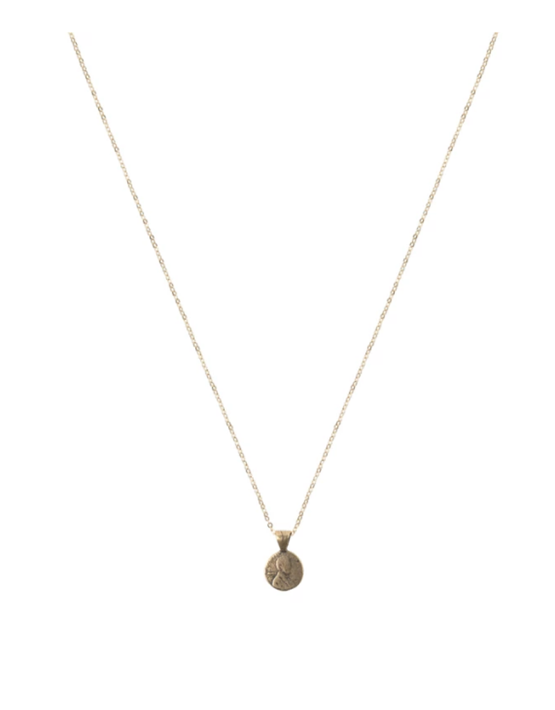 Petite Penny Necklace