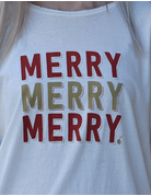 Merry Merry Merry Tee