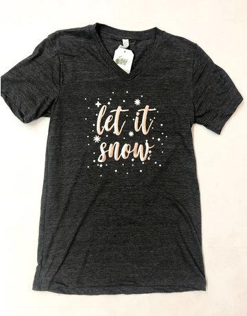 Let It Snow Top