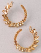 Round Studded Earring
