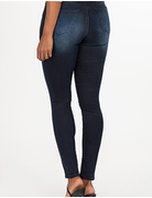 High-Rise Luxe Lift Skinny W/ notch back