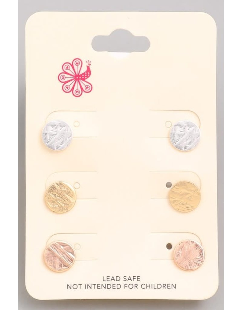Cirque Shea Stud Earring Set