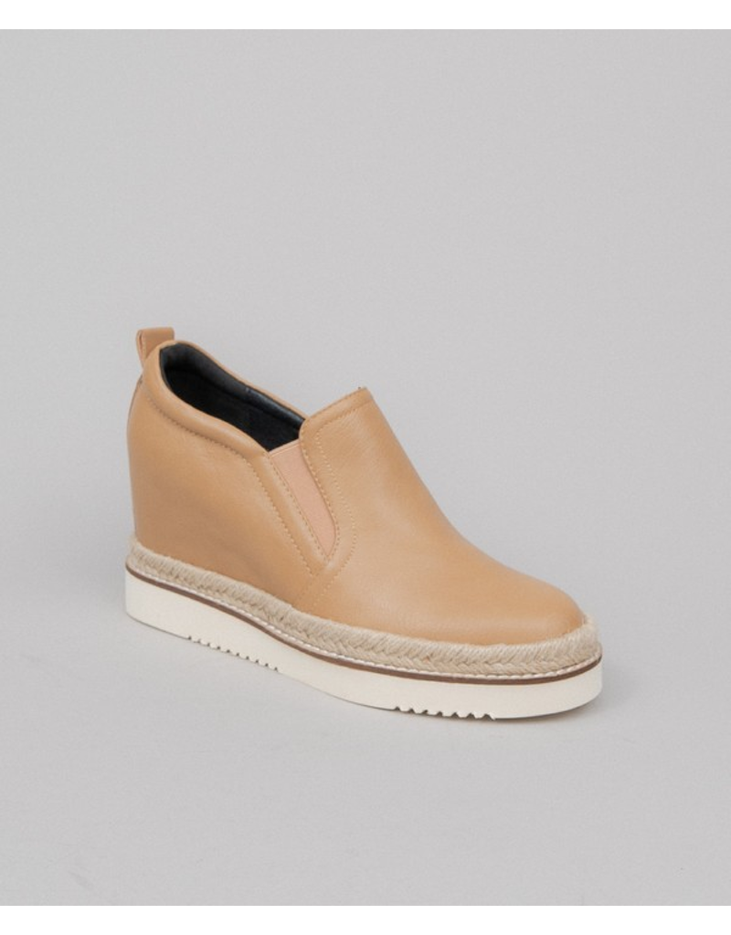 Light Weight Wedge Heel Sneaker