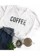Coffee Short Sleeve T-Shirt