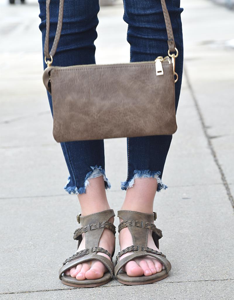 Roman Flat Sandal