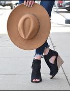 Avery Wedged Heel