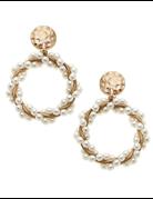 Abigail Hoop Earrings