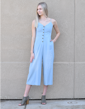 Above The Ankle Jumpsuit
