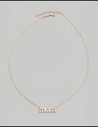 Mom Pendant Necklace