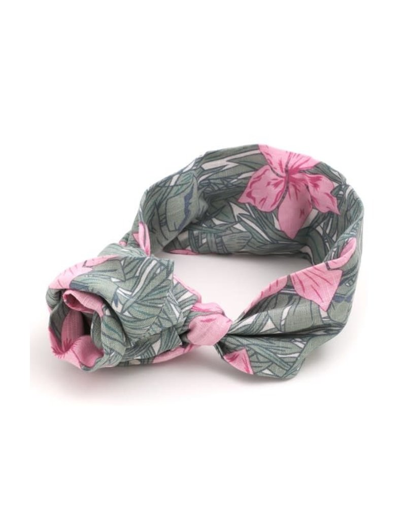 Flower Knot Headband