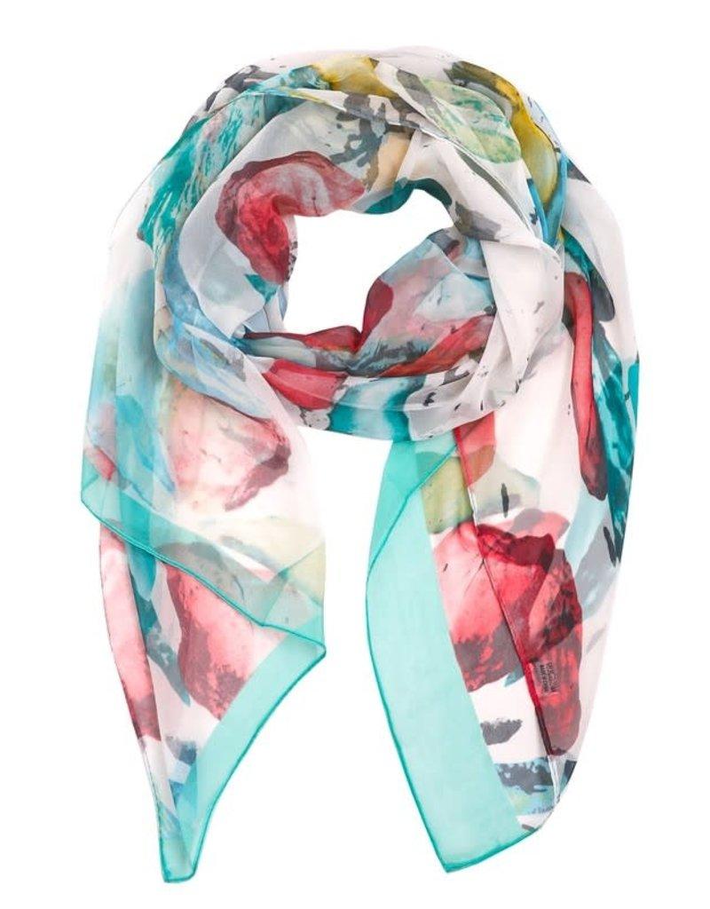 Dye Pattern Fashion Scarf