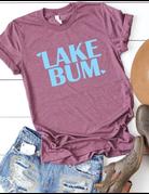 Lake Bum Graphic Tee