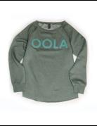 OOLA California Wave Wash Pullover