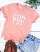 God is Good Graphic Tee