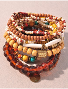 Multi Mix Bracelet Set
