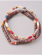 Wood Bracelet Set