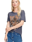 Vintage Easy Tiger Graphic Tee