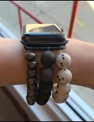 OMI Apple Watch Band - Polka Dot