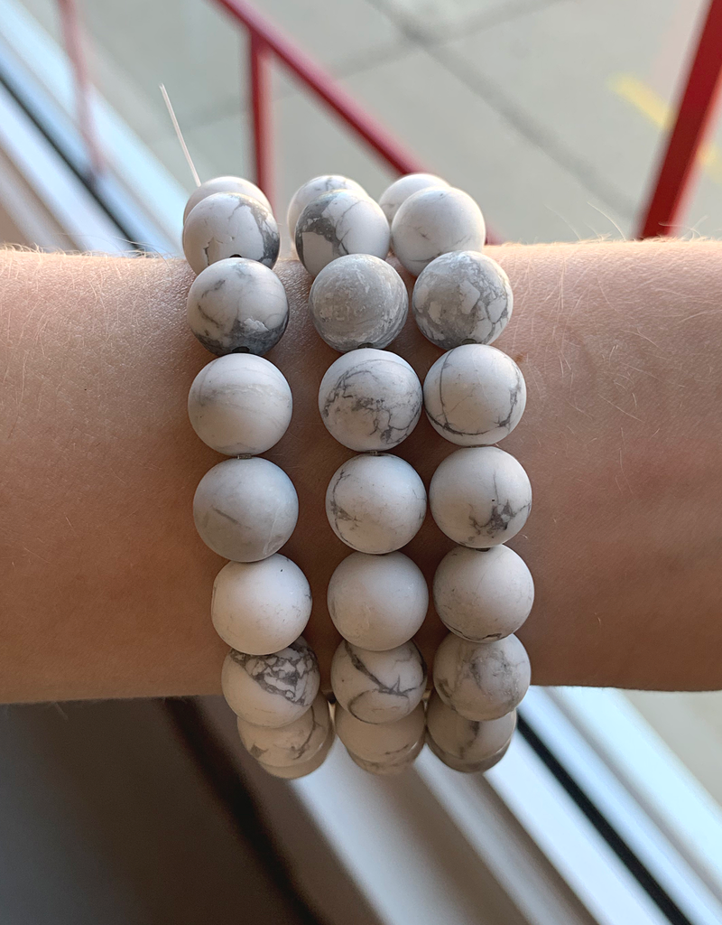 OMI Apple Watch Band - White Marble