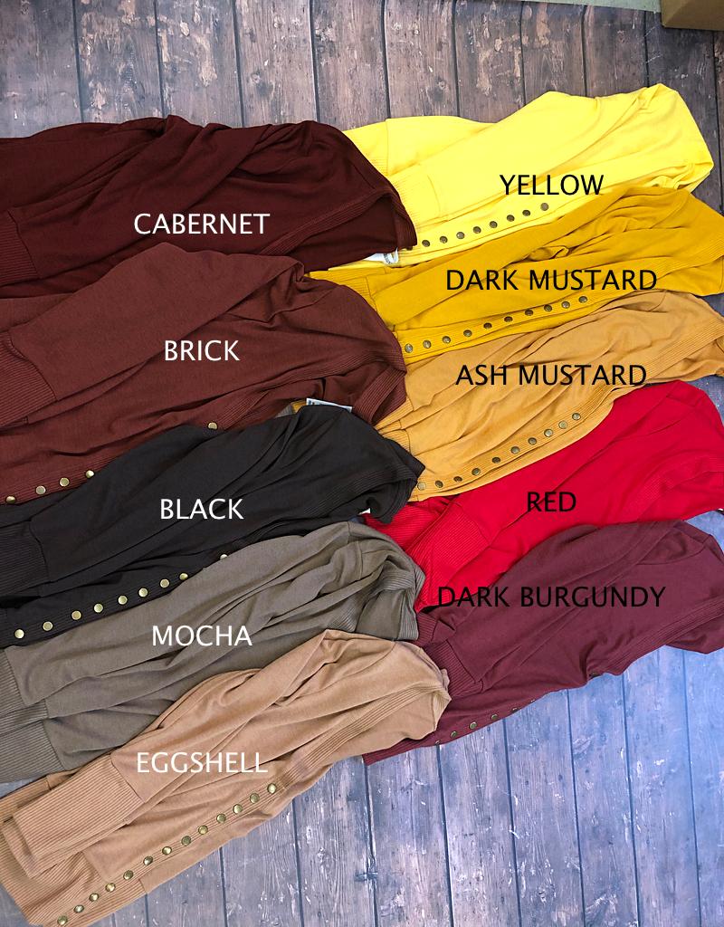 Snap Cardigans 2 Full Sleeve