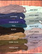 Curvy Snap Cardigans Full Sleeve