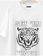 Get 'Em Tiger Graphic Tee