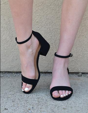 Weekend Heel