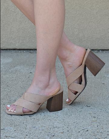 Dorcas Strappy Heel