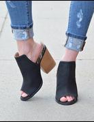Barnes Fur Lined Heel