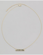 Mama Bar Charm Necklace