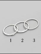 Delicate Design Ring