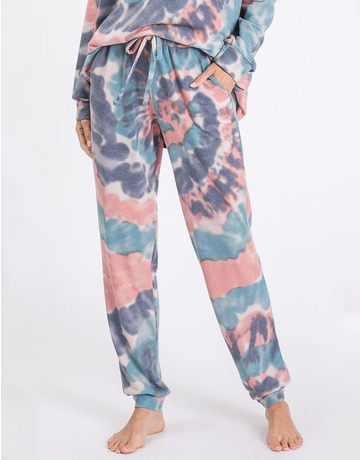 Tie Dye French Terry Joggers