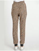 Leopard Print Jogger