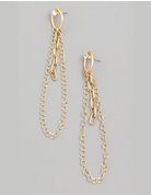 Chain Linked Dangle Earrings