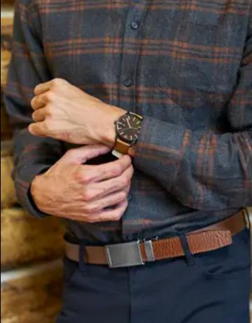 Single Malt Men's Watch