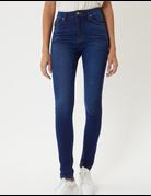 High Rise Basic Super Skinny Jeans