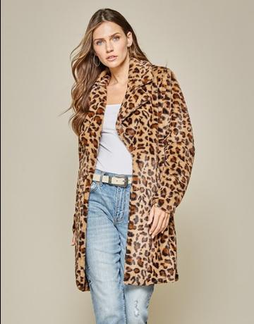 Soft & Cozy Leopard Jacket