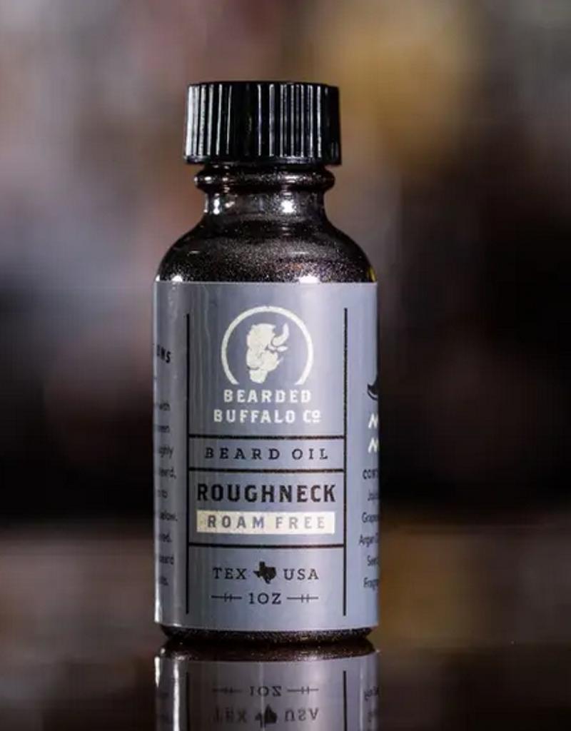 Bearded Buffalo Beard Oil