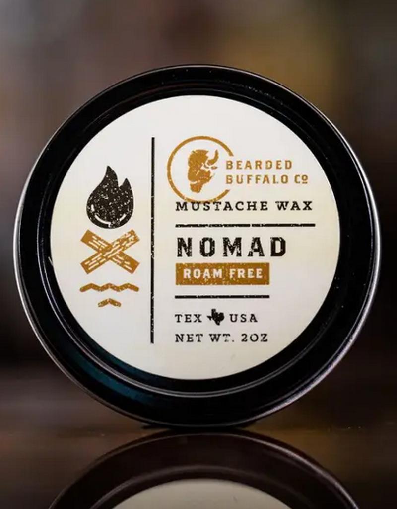 Nomad Mustache Wax
