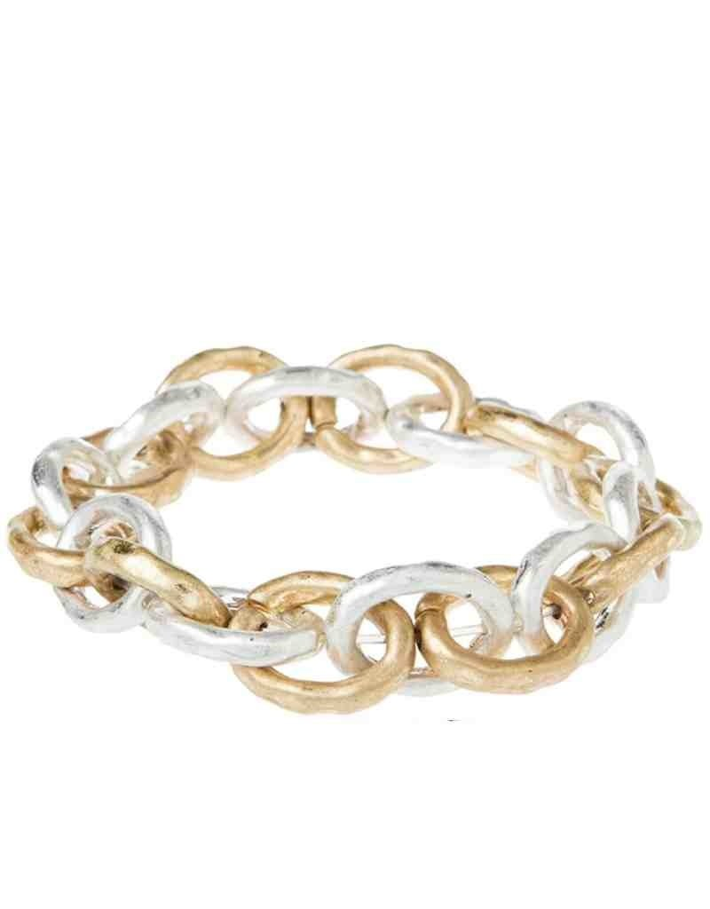 Cable Chain Bracelet