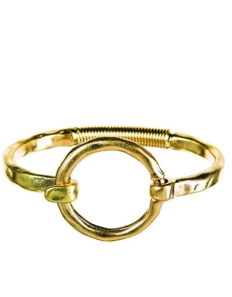 Circle Hook Bracelet