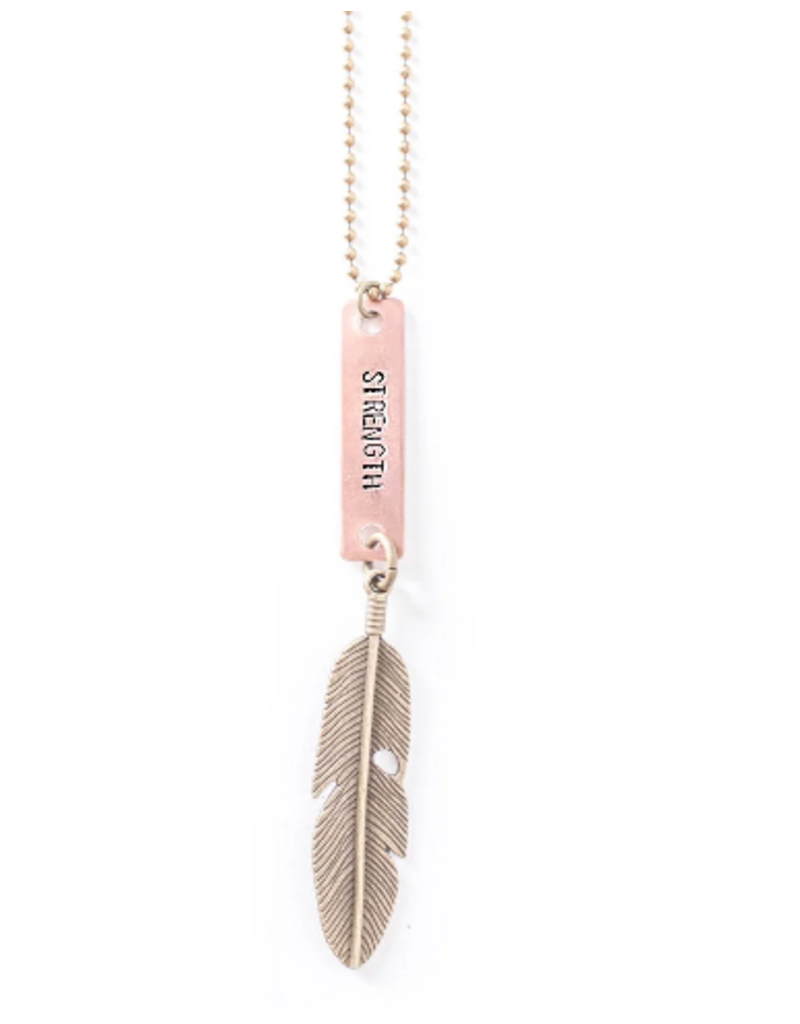Boho V. Sparrow Necklace